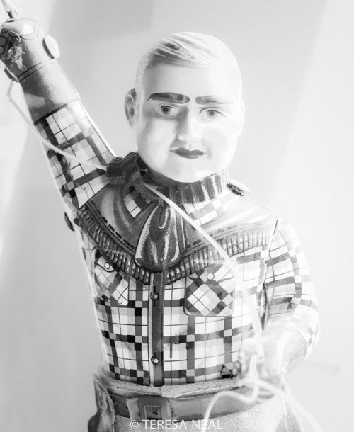 Tin Doll ©Teresa Neal all rights reserved.