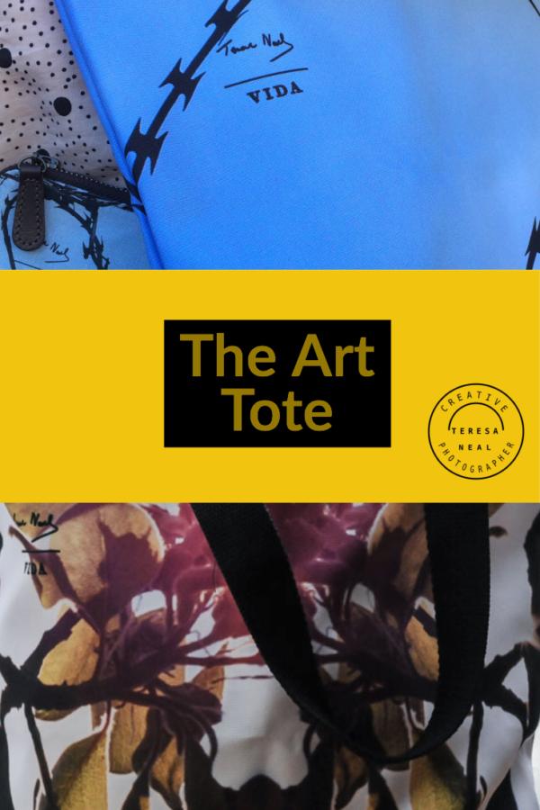 The Art Tote|Teresa Neal