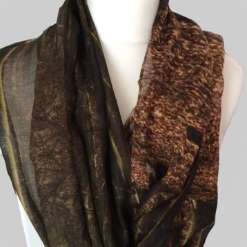 Store| Lost Line Modal scarf © Teresa Neal