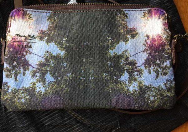 Store|Designer Purple Sun Cloud Bag - ©Teresa Neal