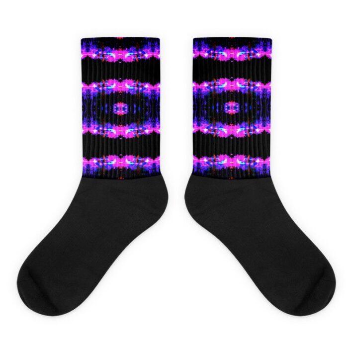 Crazy Pink Socks