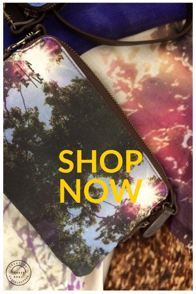 Shop now clutch bags Teresa Neal