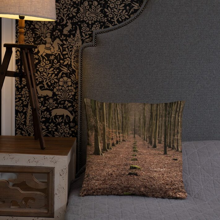 Original Print Throw Cushions