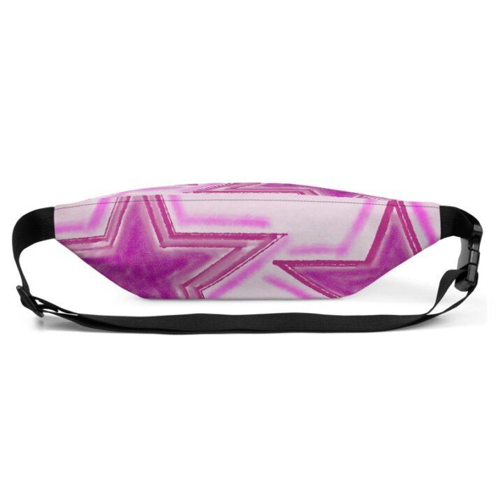 Pink Starz Bum Bag back