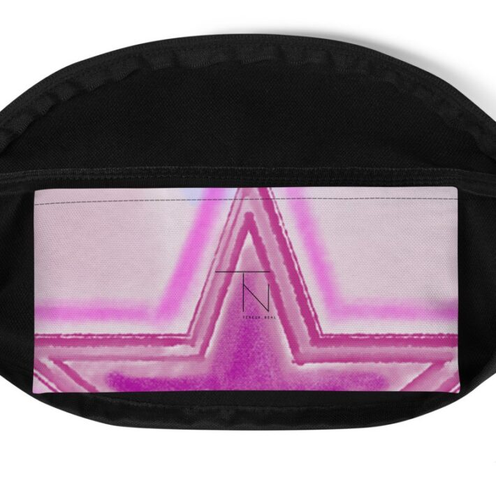 Pink Starz Bum Bag pocket