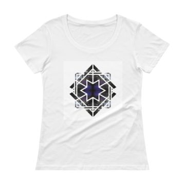 Forest Cotton Women's T-Shirt