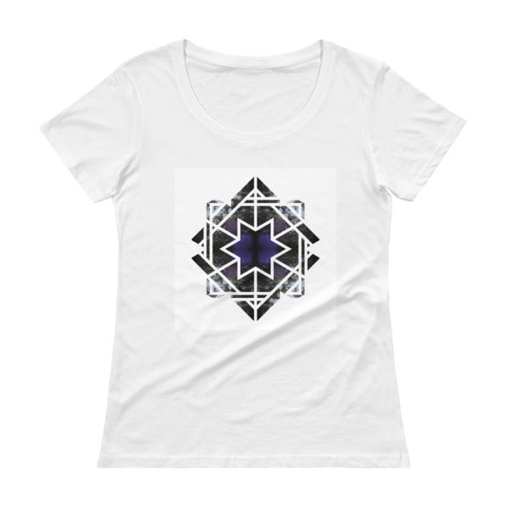 Forest Cotton Women's T-Shirt