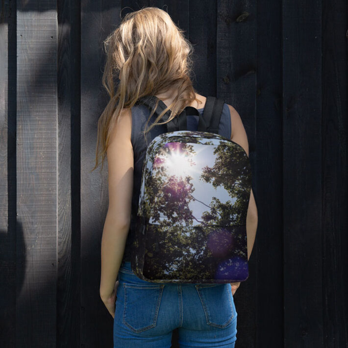 Forest medium size backpack