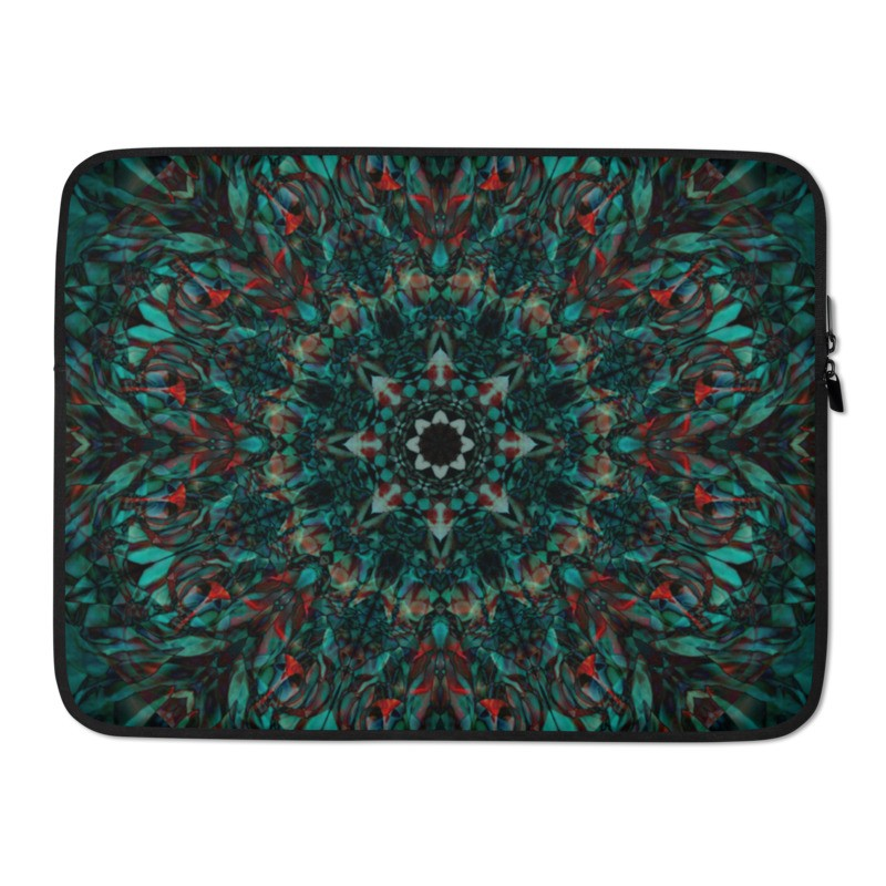 Designer laptop cover